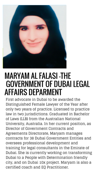 Maryam Al Falasi